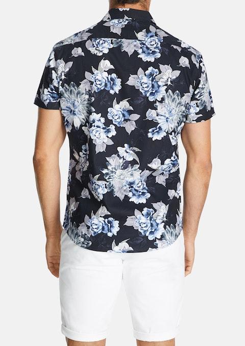 Blue Times Slim Shirt