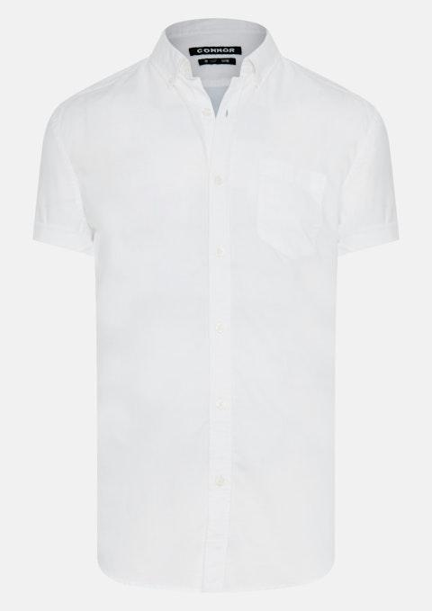 White Chapson Slim Shirt