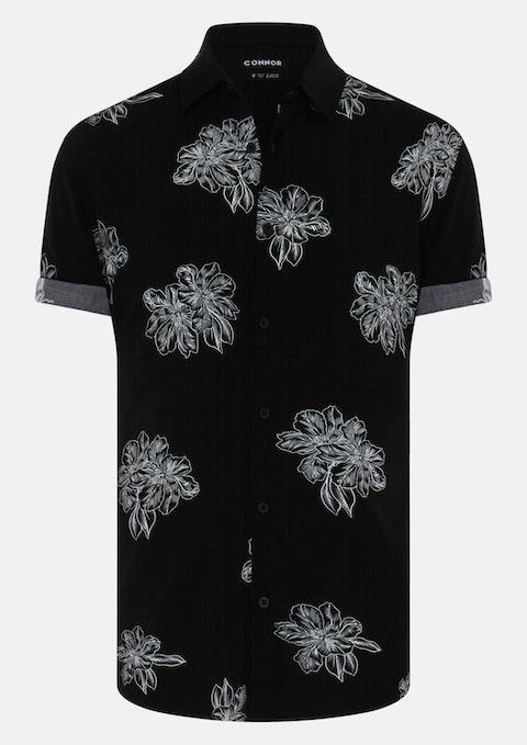 Black Atomic Shirt