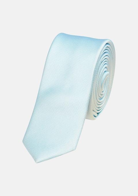 Mint Plain 5cm Tie