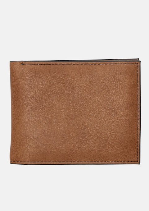 Tan Troyston Wallet