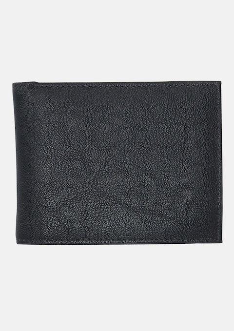 Black Wallace Wallet