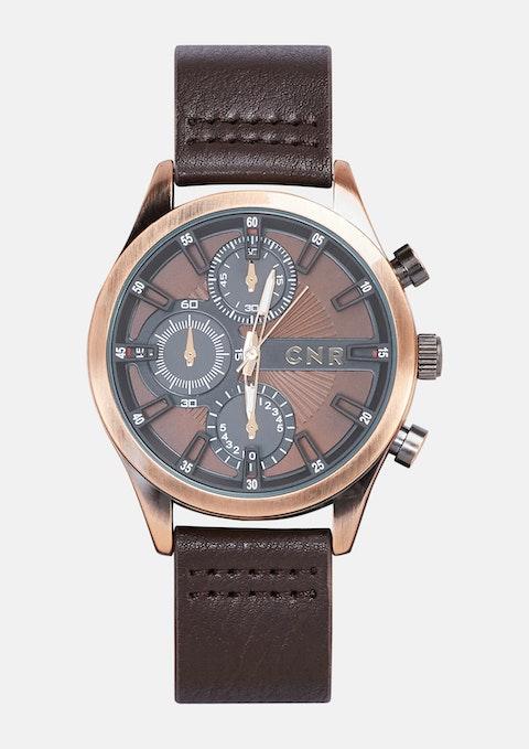 Brown Dean Watch