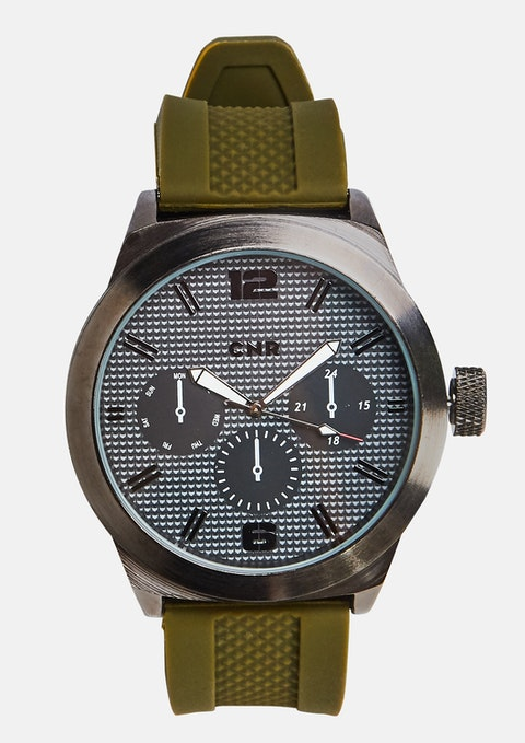 Military Tommy Watch