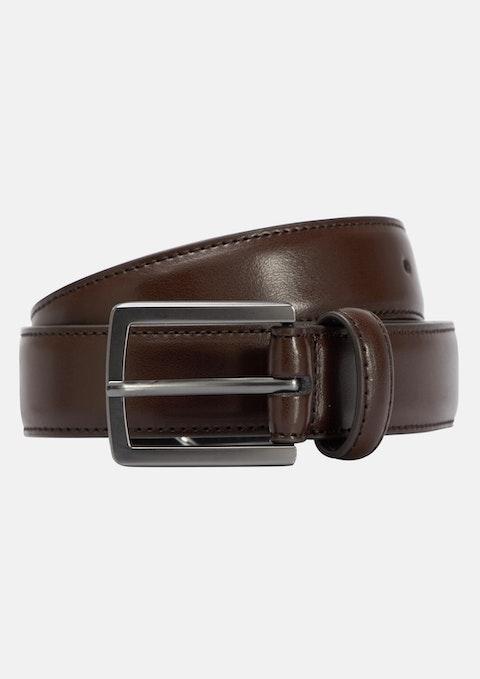Chocolate Liam Belt