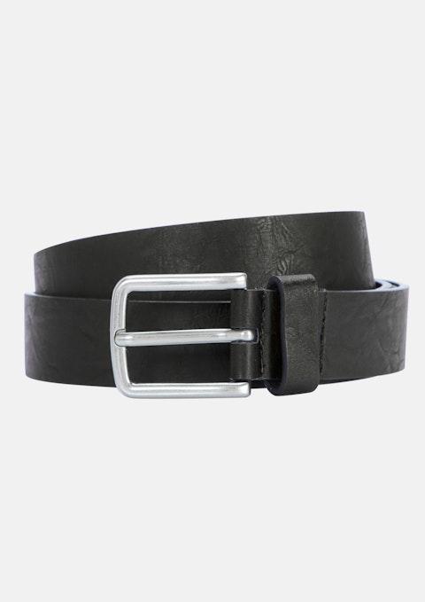 Black Dustin Belt
