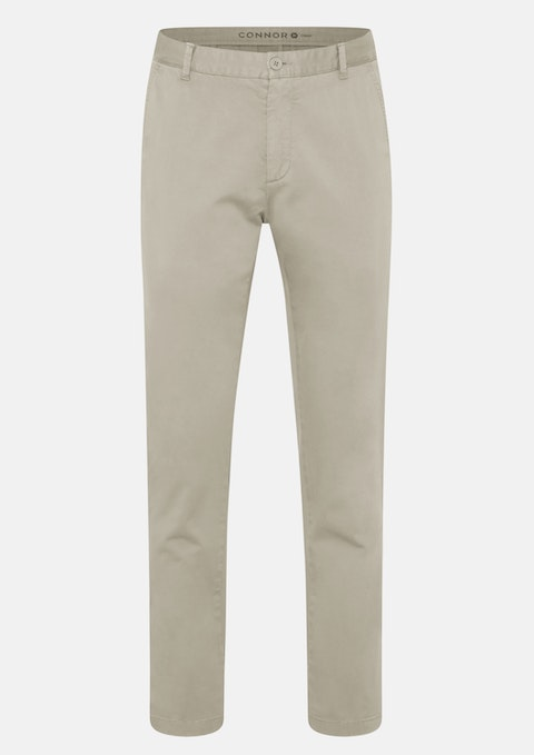 Sand Hastings Stretch Straight Chino