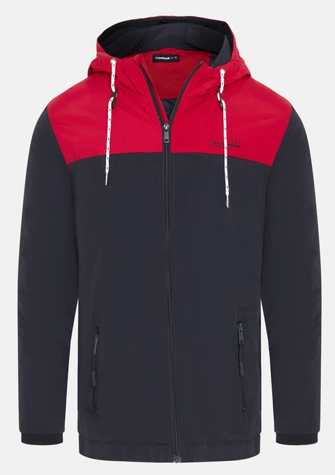 Red Teddy Jacket
