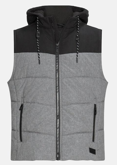 Grey Owen Puffer Jacket