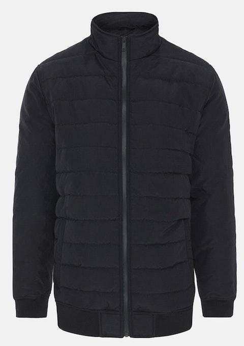 Black Cooper Puffer Jacket