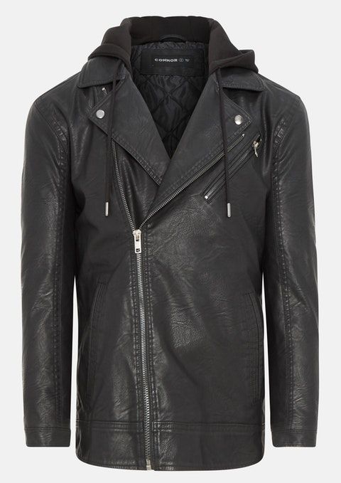 Black Harrison Jacket