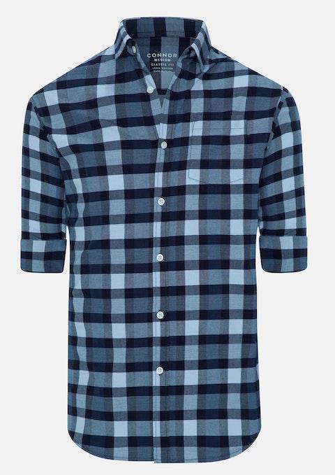 Blue Fraser Casual Shirt