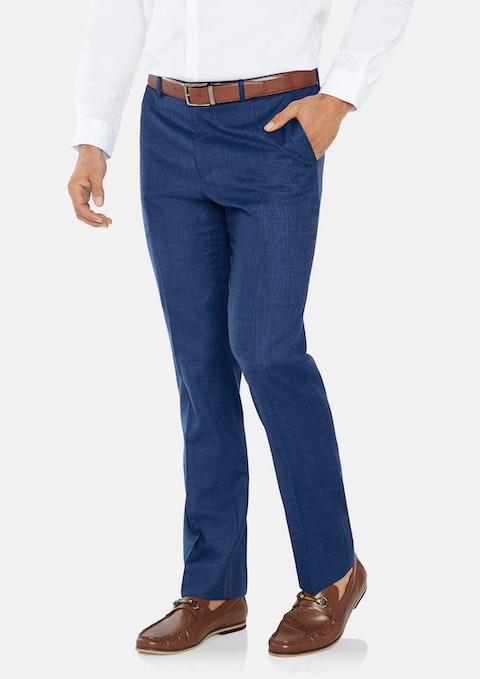 Blue Midtown Slim Dress Pant