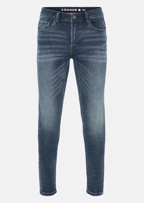 Blue Collin Skinny Jean