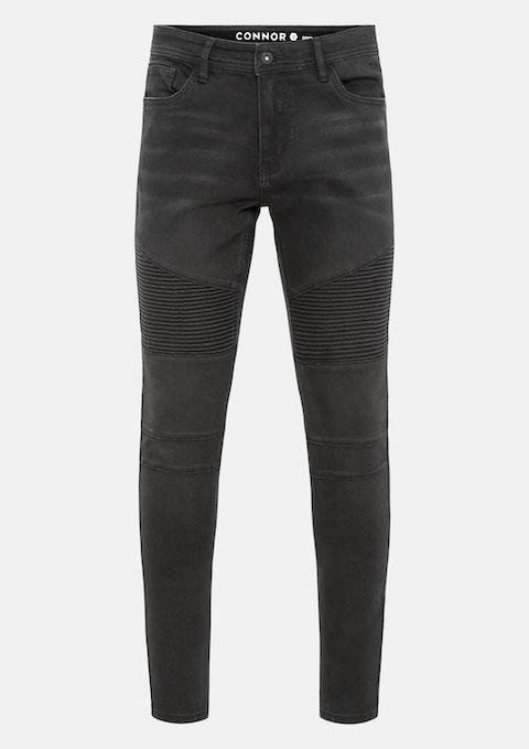 Black Kinsale Skinny Jean