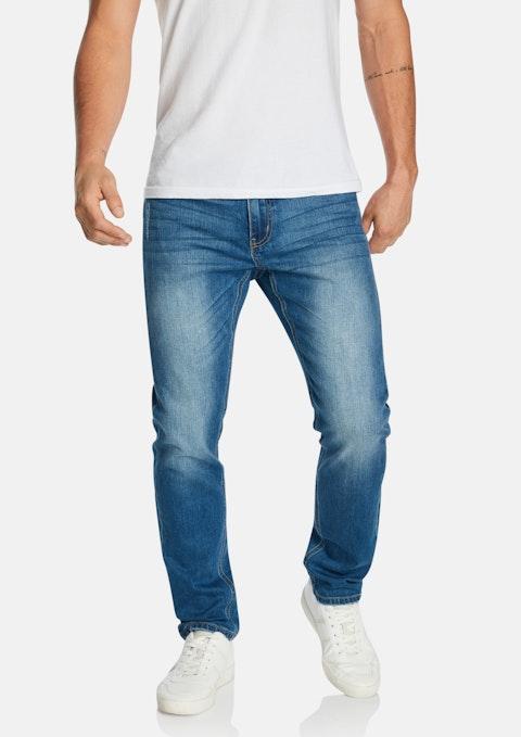 Blue Cabra Tapered Jean