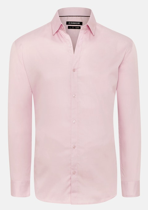 Pink Sutton Dress Shirt