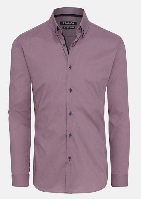 Plum Corsica Dress Shirt