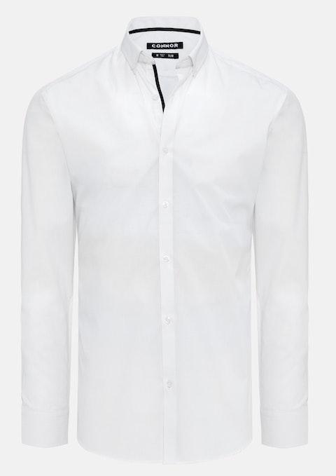 White Catalonia Slim Dress Shirt