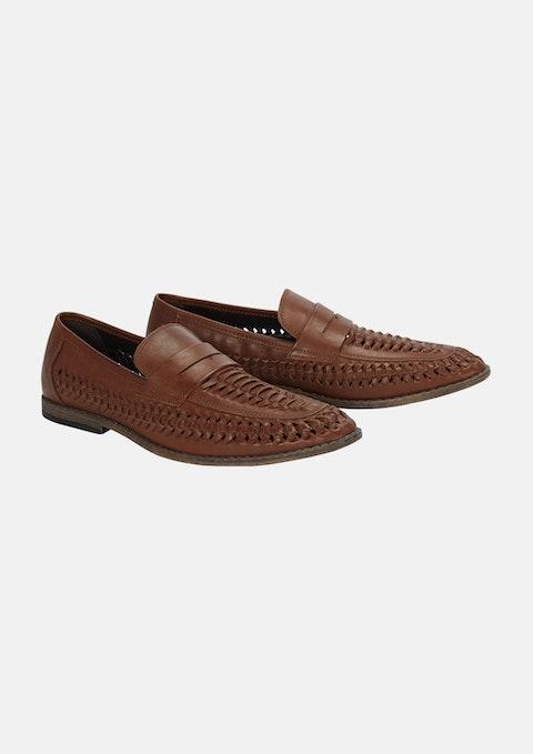 Tan Rockwell Shoe