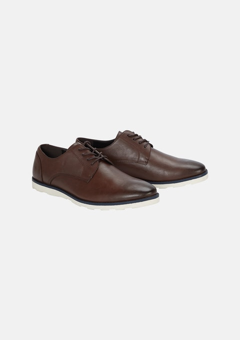Brown Ralfie Shoe