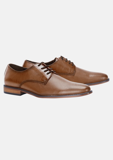 Brown Sweeper Shoe