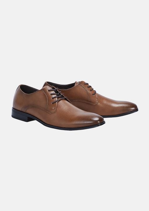 Tan Stuart Shoe
