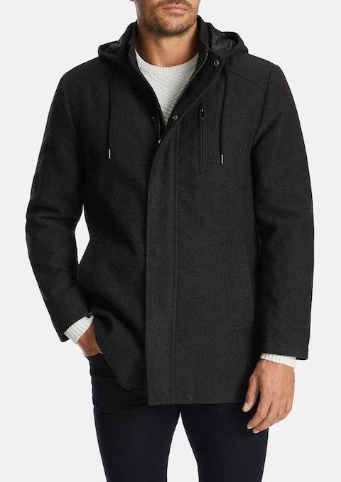 Charcoal Carlsen Jacket