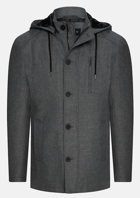 Grey Stafford Jacket