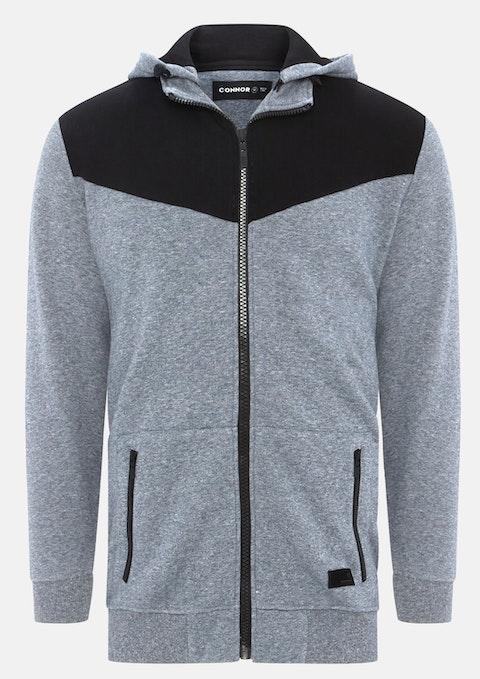 Denim Drayton Sweat Jacket