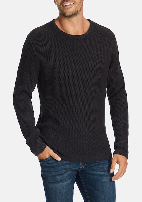 Charcoal Harlow Knit