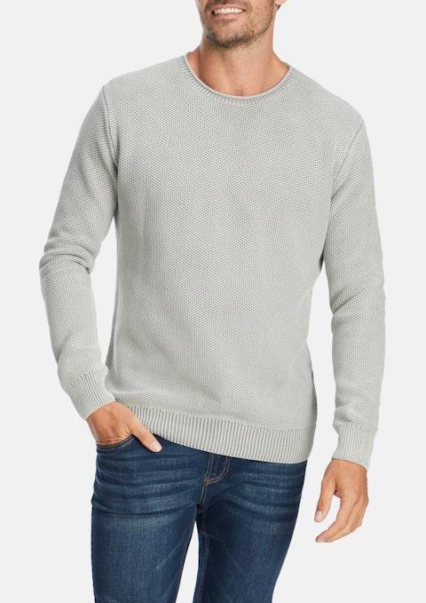 Sage Newport Knit