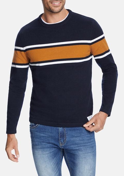 Mustard Redford Knit