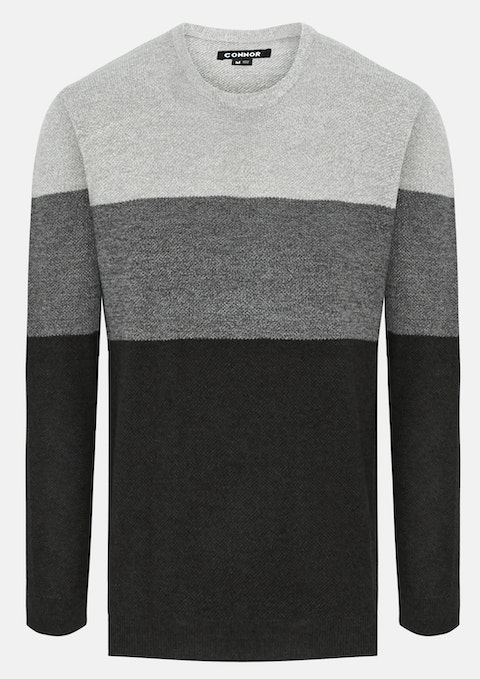 Grey Tennyson Knit