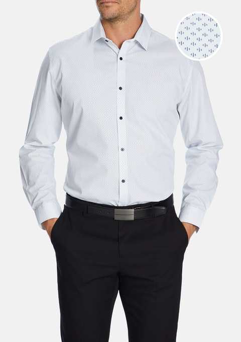 White Porto Shirt