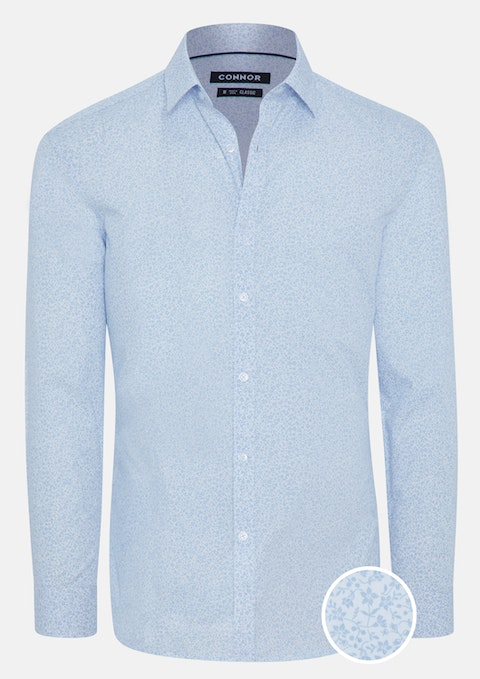 Light Blue Stanfield Shirt