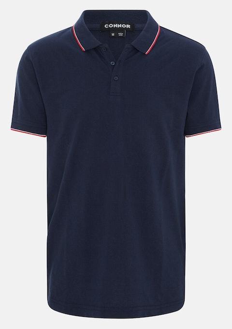 Navy Kingsley Polo