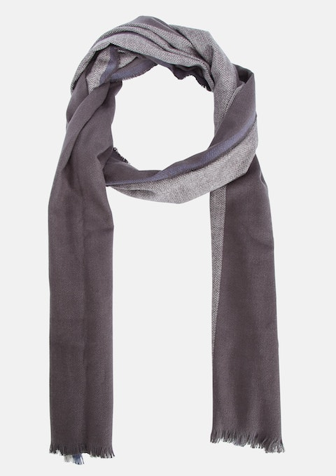 Grey Margate Scarf