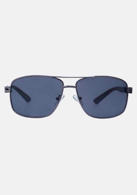 Gunmetal Denzel Sunglasses