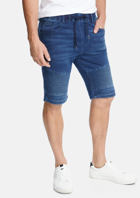 Blue Dion Denim Short