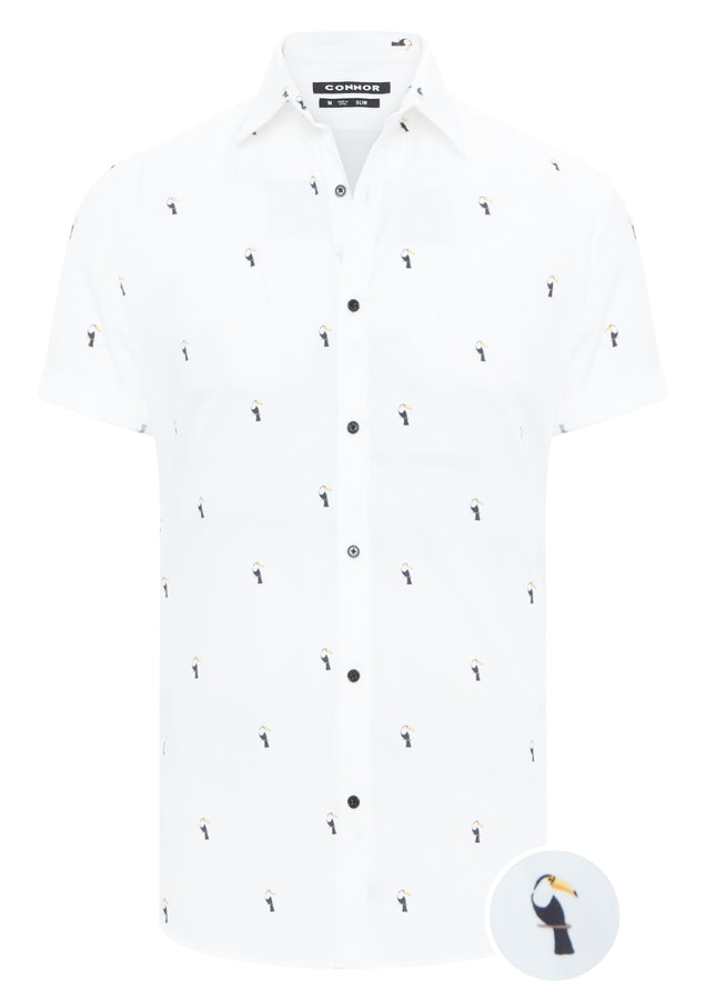 Connor Toucan Slim Shirt