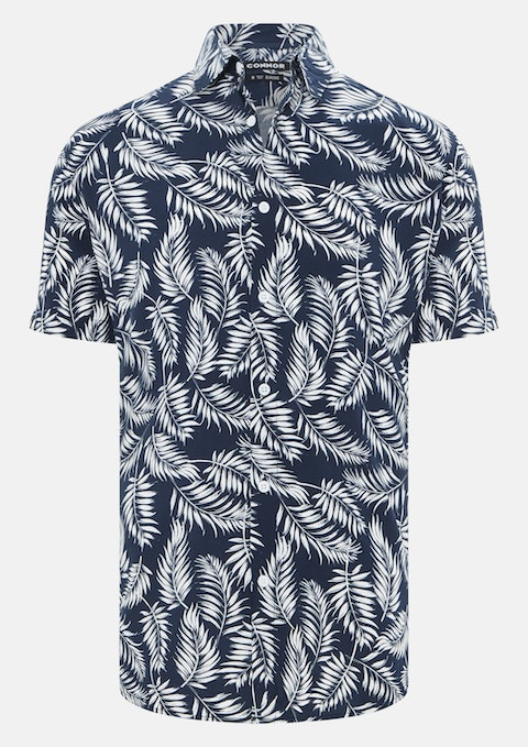 Navy Coast Shirt