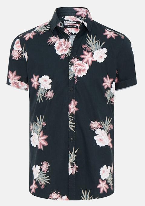 Black Lafayette Slim Shirt