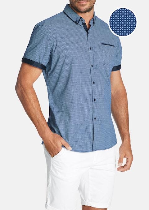 Blue Hudson Shirt