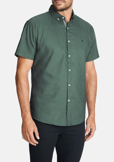 Green Phoenix Shirt