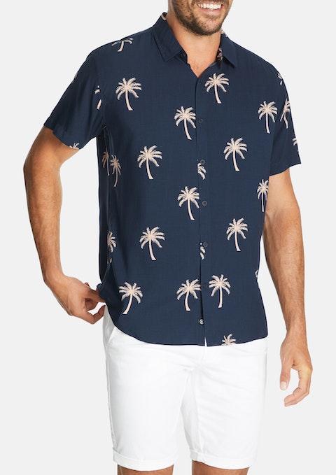 Navy Barney Shirt