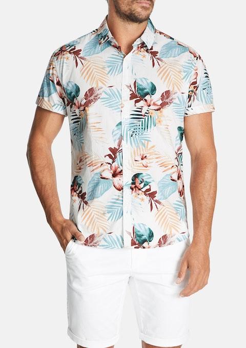 White Brian Shirt