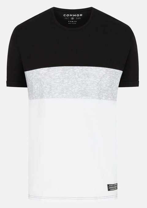 Ash Zachary V Neck Tee