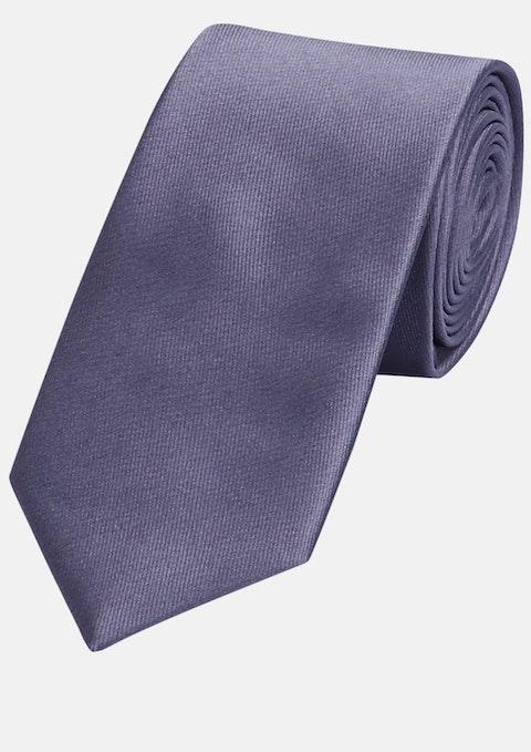 Lilac Plain 6cm Tie