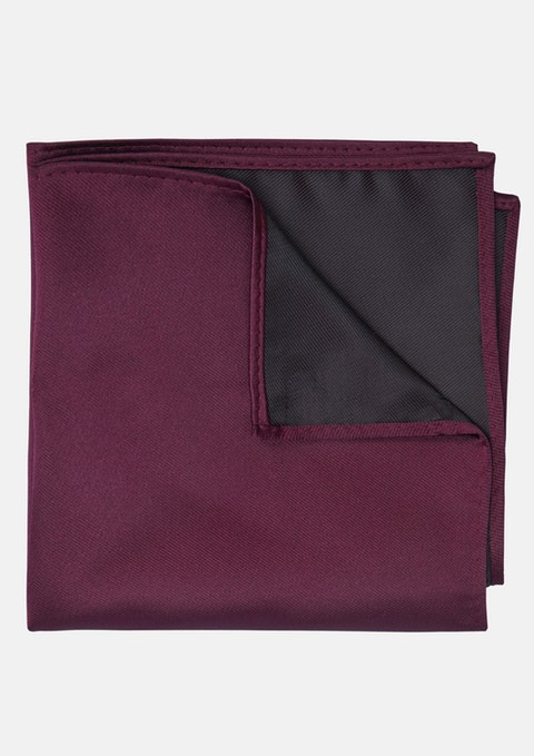 Berry Pocket Square
